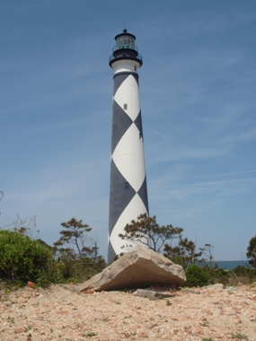 Lighthouse with 1812 site