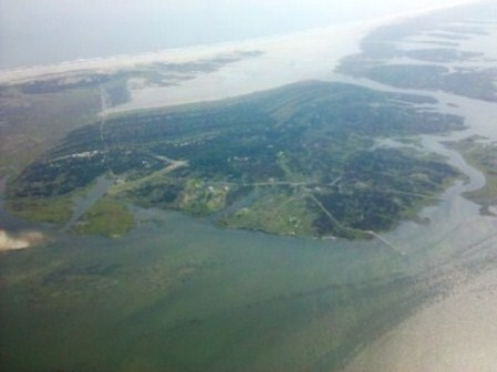 portsmouth island after irene