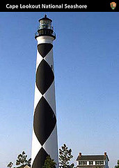 CW2CR - Cape Lookout Lighthouse