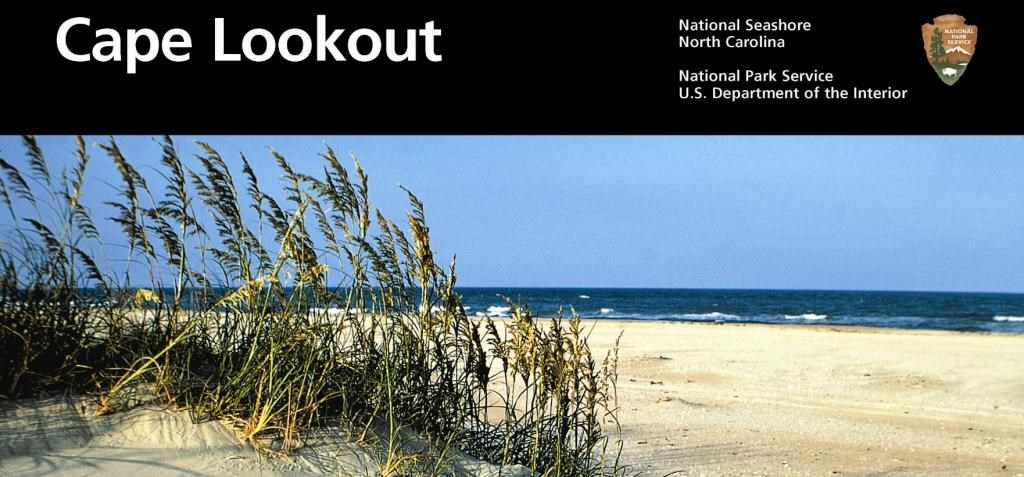 Cape Lookout park brochure