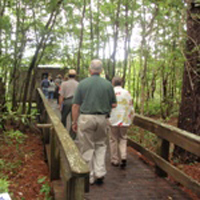 Harkers Island Trails_Cell phone tour