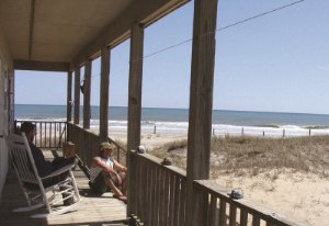 Charmant ... Great Island Offer Beachfront Views Of The Pristine, Undeveloped  Barrier Islands Of Cape Lookout National Seashore. The Cabin Camps Can Only  Be Reached ...