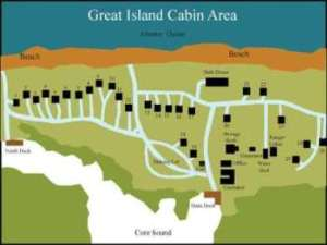 Lodging cape lookout national seashore u s national for Nc fishing license cost