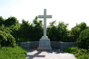 Cape Henry Memorial Cross