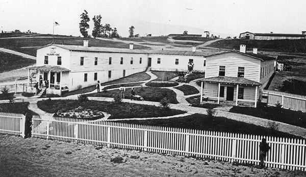 Camp Nelson, Kentucky: A Civil War History