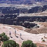 canyonlands national park hiking