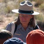 Canyon Country Outdoor Education instructor