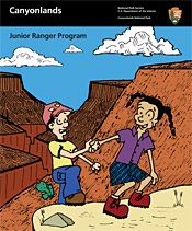 Junior Ranger Booklet cover