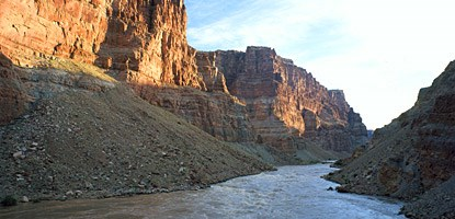 The Colorado River in Cataract Canyon