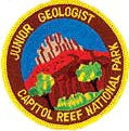 Jr Geologist Patch