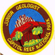 Junior Geologist Patch