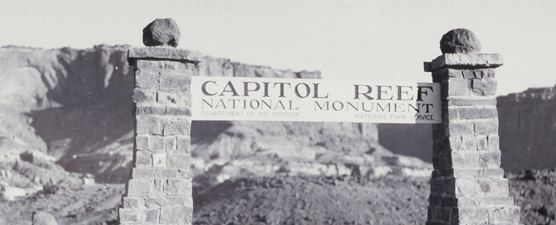 Capitol Reef National Monument