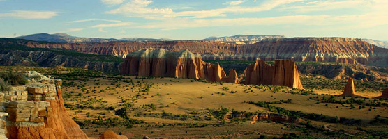 Cathedral Valley Capitol Reef National Park U S