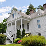 Plan your visit to the Sandburg Home
