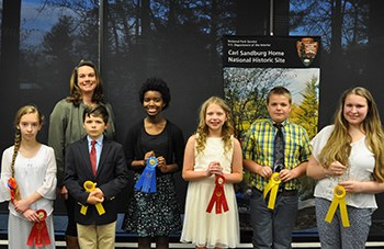 2016 student poetry contest winners