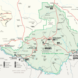 Park Map - From \