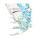 Present Water Flow Map - From park brochure