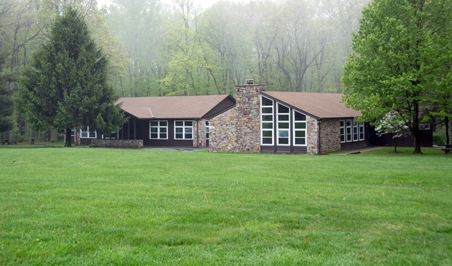Camp Greentop Dining and Recreation Halls