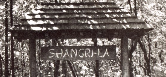 This is Shangri-La!