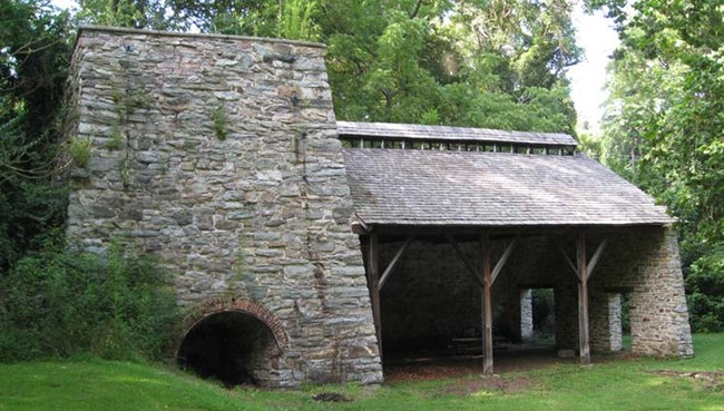 Catoctin Iron Furnace