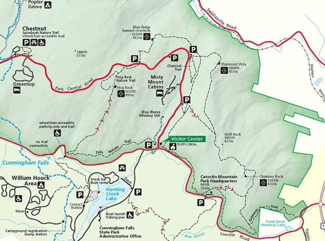 Image of East Side Trails - Click to View Page