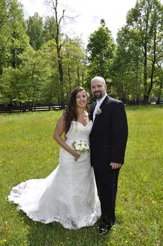 Wedding at Camp Greentop in Catoctin Mountain Park