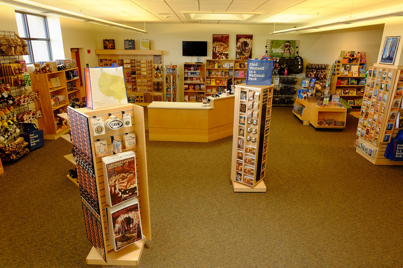 Bookstore - Carlsbad Caverns National Park (U.S. National Park ...