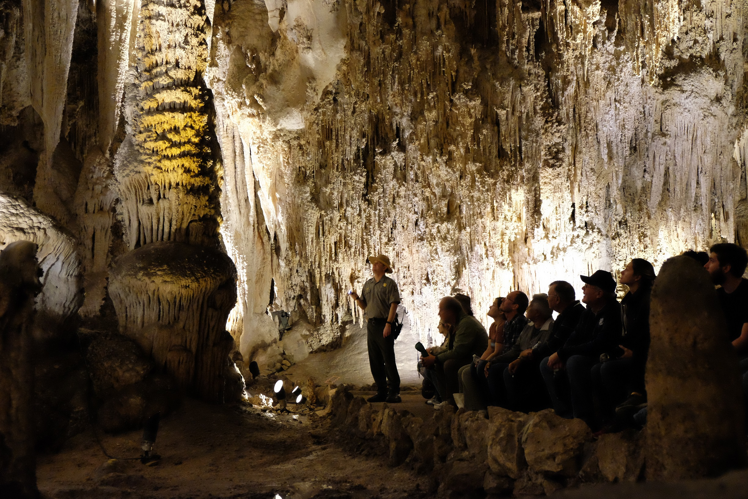 Ranger-Guided Tours - Carlsbad Caverns National Park (U.S. ...