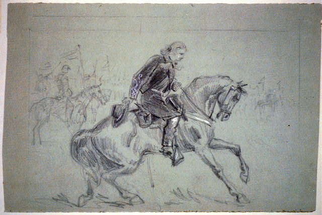 cavalry in the 1864 fall shenandoah valley campaign