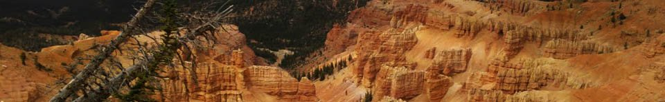 Cedar Breaks amphitheater