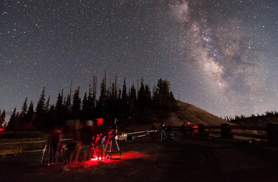 Star Parties - Cedar Breaks National Monument (U.S ...