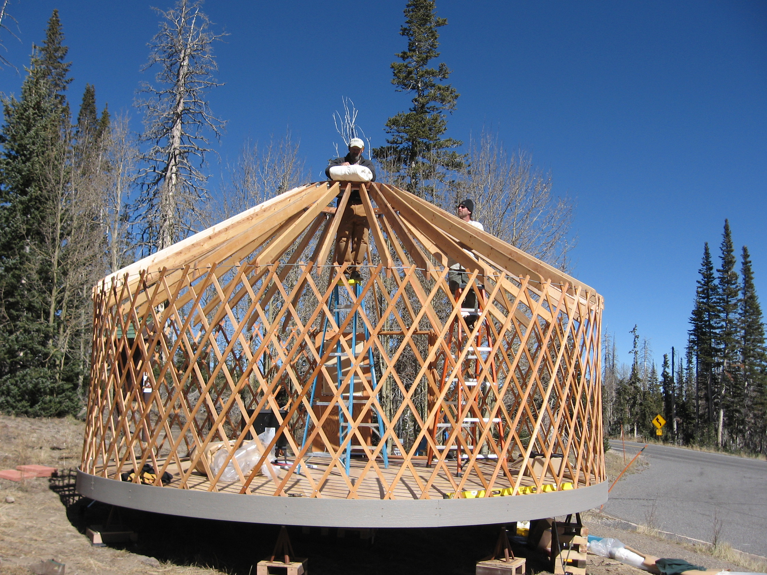 The Yurt framework