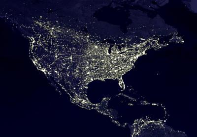 Light Pollution in the United States