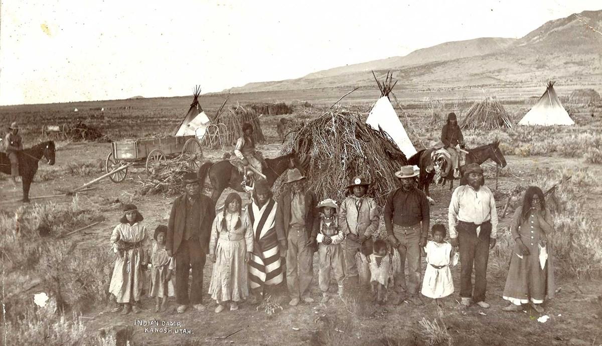 The Southern Paiute - Cedar Breaks National Monument (U.S. ...
