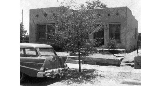 Home on the Chamizal Tract, circa 1964
