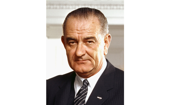 The life and political career of lyndon baines johnson