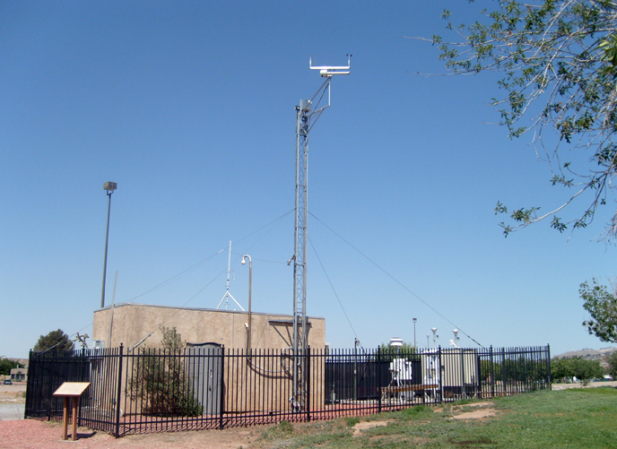 TCEQ Air Quality Monitoring Station