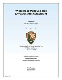 Cover of the Willeo Road EA.