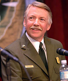 Portrait of NPS Director Jon Jarvis.