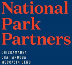 National Park Partners Stacked Logo