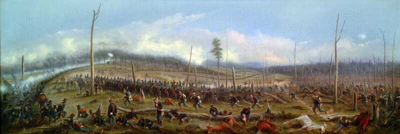 The Battle of Chickamauga James Walker