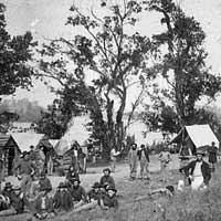 Union Troops near Chattanooga