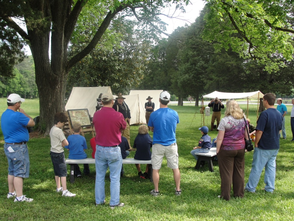 Spanish American War Living History 2012