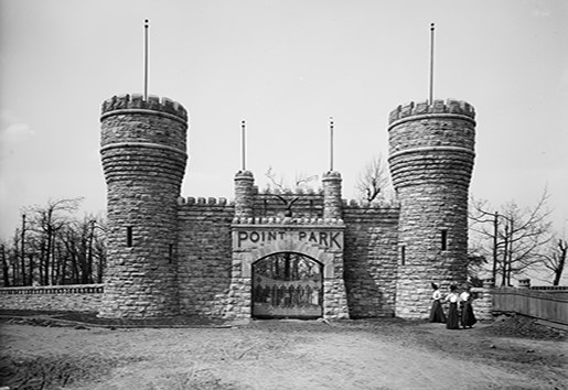 Point Park Entrance Gate (1907)