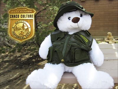 Junior Ranger Bear