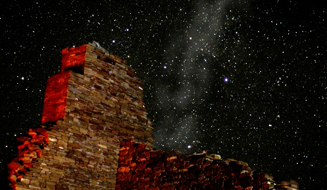 International Dark Sky Park Chaco Culture National