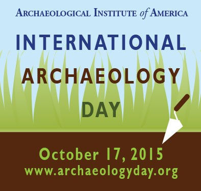 International Archaeology Day Logo