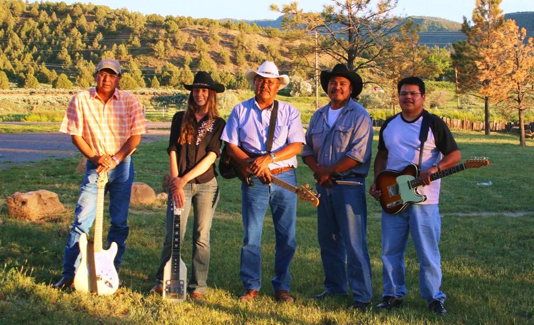 Photo of the band Native Country