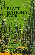 Book cover image with trees