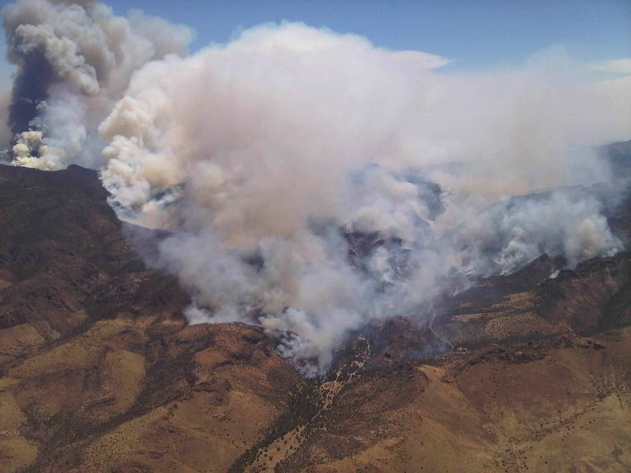 Fire Regime - Chiricahua National Monument (U S  National Park Service)